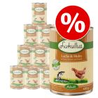 18 x 400g Lukullus Natural Adult Wet Dog Food - Special Price!*