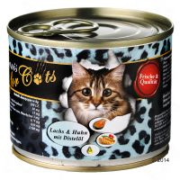 6 x 200 g O´Canis for Cats