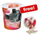 3 x 125g Smilla Hearties or Toothies Snacks + Snack Ball Toy Free!*