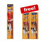 25 x 12g Vitakraft Beef-Sticks® + 2 x Beef Superfood Sticks Free!*