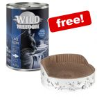 12 x 400g Wild Freedom Adult + Relax Scratch Bed Free!*