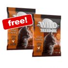 2 x 50g Wild Freedom Adult Wide Country - Poultry Dry Cat Food Sample