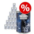 24 x 400g Wild Freedom Wet Cat Food - Special Price!*