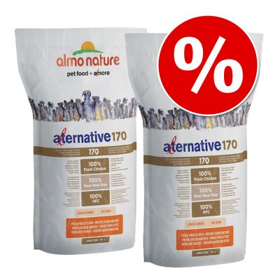 2 x 3,75 kg Almo Nature HFC Alternative