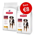 2 x 12kg Hill's Science Plan Dry Dog Food - €8 Off!*