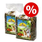 2 x 1 kg JR Farm Super gnagarfoder till SUPERPRIS!