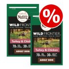2 x 1.5kg Nutro Wild Frontier Dry Dog Food - Buy One Get One Free!*