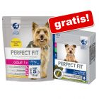 2 x 1,4 kg Perfect Fit + gratis 84 g Perfect Fit snacks