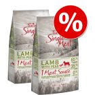 2 x 12 kg Purizon Single Meat til særpris!