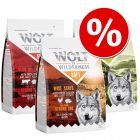 3 x 1kg Wolf of Wilderness Soft Dry Dog Food Mixed Pack - Special Price!*