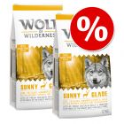 2 x 12kg Wolf of Wilderness - Special Price!*