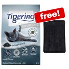 2 x 12l Tigerino Special Care Cat Litter + Litter Tray Mat Free!*