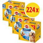 224 x Pedigree Dentastix/Dentastix Fresh zum Sonderpreis