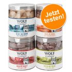 Xmas-Special: Wolf of Wilderness Snack - 280 g