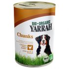 Yarrah Organic Chicken Chunks with Nettle & Tomato in Sauce