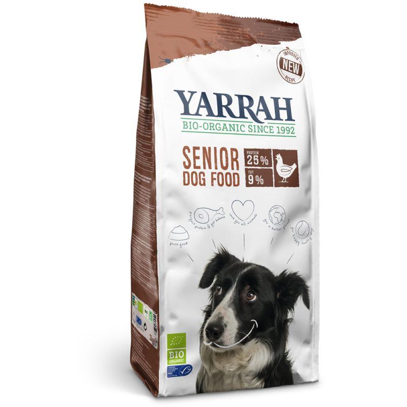 Yarrah Organic Dog Food Senior (Gluten-Free)