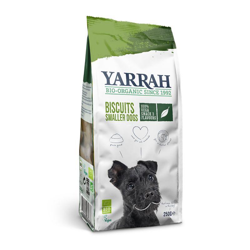 Yarrah Organic Vegetarian Multi Dog Biscuits