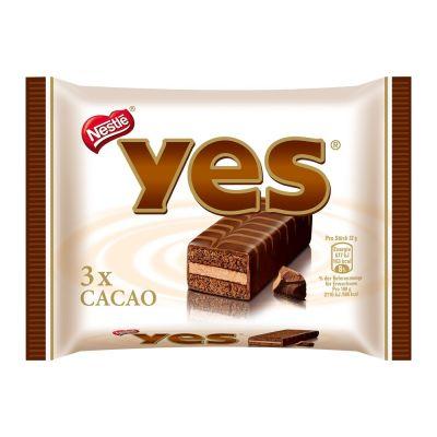 Yes Kuchenriegel Cacao 3er Bei Bitiba De