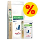 Yhteispakkaus: Royal Canin Veterinary Diet  - Urinary
