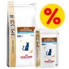 Yhteispakkaus: Royal Canin Veterinary Diet - Gastro Intestinal Moderate Calorie