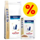 Yhteispakkaus: Royal Canin Veterinary Diet - Renal Special