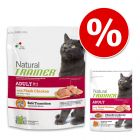 25 zł taniej! 7,5 kg Trainer Natural Adult + Trainer Natural Adult Chicken, 12 x 85 g