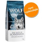 Za zkušební cenu: 1 kg granulí Wolf of Wilderness Adult