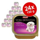 Zestaw Animonda vom Feinsten Adult, 24 x 150 g