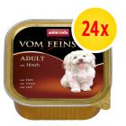 Zestaw Animonda vom Feinsten Forest, 24 x 150 g