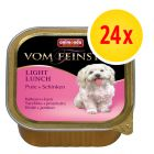 Zestaw Animonda vom Feinsten Light Lunch, 24 x 150 g