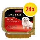 Zestaw Animonda vom Feinsten Senior, 24 x 150 g