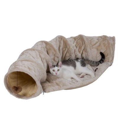 zoolove Cat Tunnel & Cushion Set