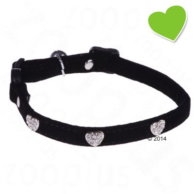 zoolove Collier Diamond Hearts pour chat