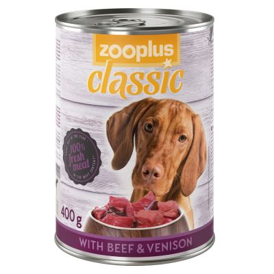 zooplus Classic Saver Pack 12 x 400g