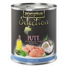 zooplus Selection Junior, indyk