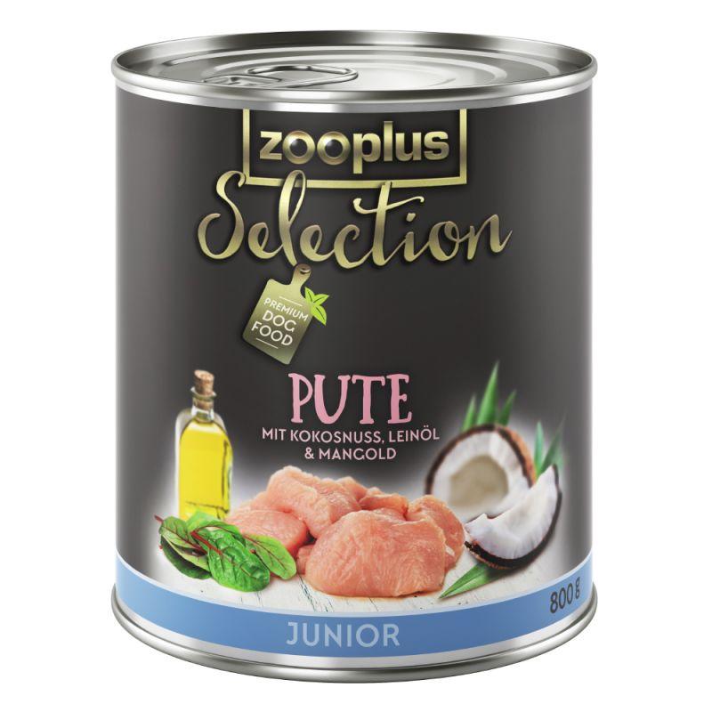 zooplus Selection Junior Turkey