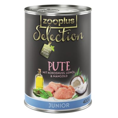 zooplus Selection Junior Turkey