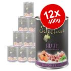 zooplus Selection Saver Pack 12 x 400g