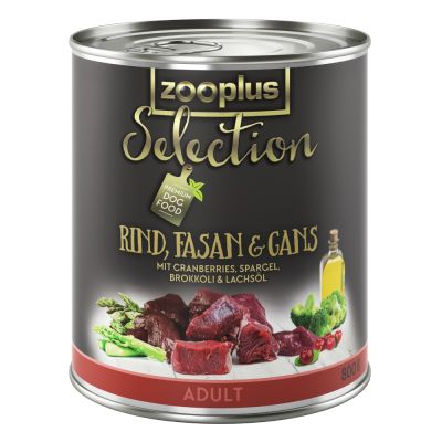 zooplus Selection Saver Pack 12 x 800g